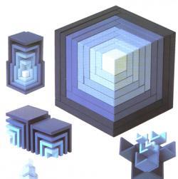 Építőidomok - Cellák