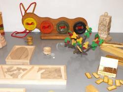 Fából készült csodák – logikai játékok